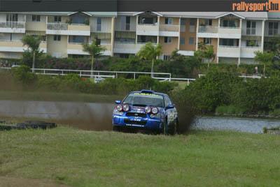 RallySport A vilg ralibajnokai 2007